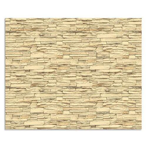 Artland keukenwand Bakstenen muur (1-delig)  - 102.99 - bruin