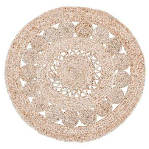 LUXOR living vloerkleed Balo natuurlijke materialen, boho-stijl, woonkamer  - 57.99 - beige