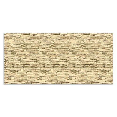 Artland keukenwand Bakstenen muur (1-delig)  - 202.99 - bruin