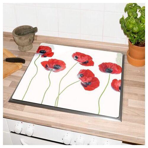ART Wall-Art kookplaatdeksel  - 94.99 - wit
