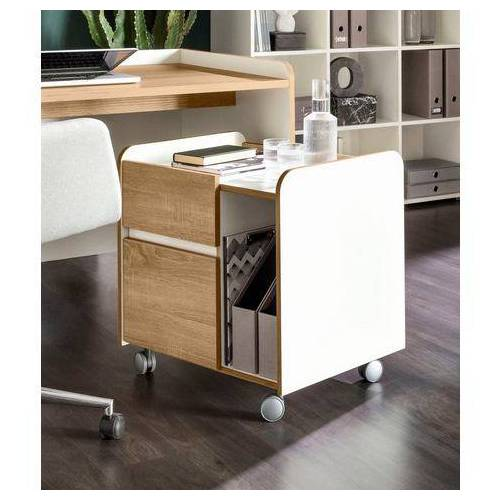 """Places of Style trolley Ergil Trolley """"Ergil"""" met 3 laden  - 159.99 - wit"""