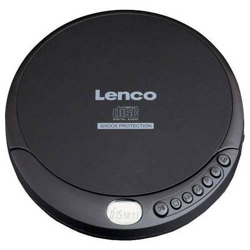 Lenco cd-speler CD-200  - 40.76 - zwart