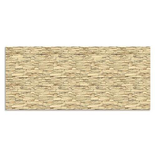 Artland keukenwand Bakstenen muur (1-delig)  - 214.99 - bruin