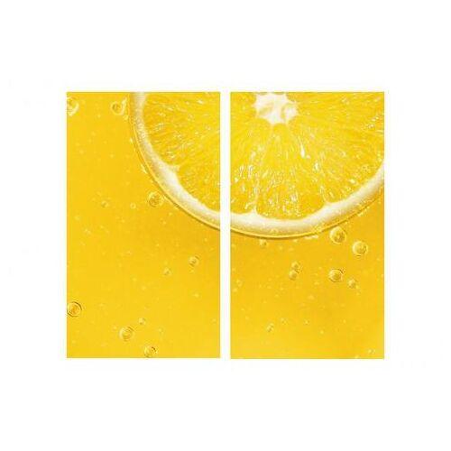 ART Wall-Art kookplaatdeksel  - 94.99 - geel