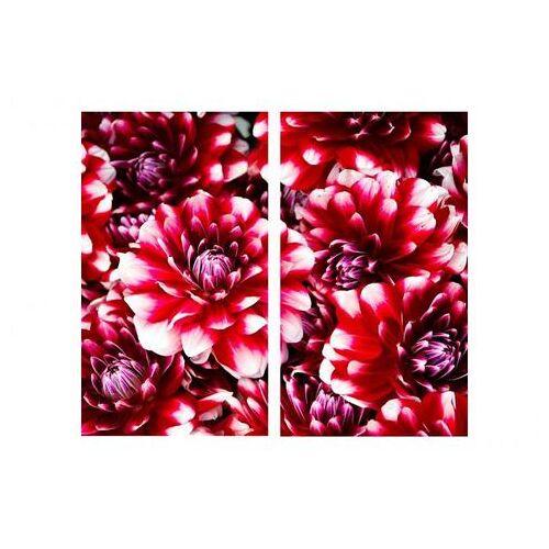 ART Wall-Art kookplaatdeksel  - 94.99 - rood