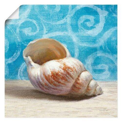 Artland artprint Cadeaus van de zee I in vele afmetingen & productsoorten -artprint op linnen, poster, muursticker / wandfolie ook geschikt voor de badkamer (1 stuk)  - 20.99 - blauw