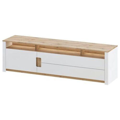 Home affaire tv-meubel »Liostro«  - 269.99 - wit - Size: 195,5x47x54,5 cm