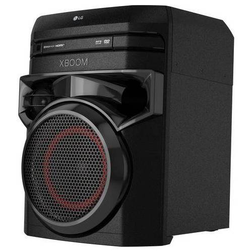 LG party-luidspreker XBOOM ON2DN Onebody-geluidssysteem  - 169.99 - zwart