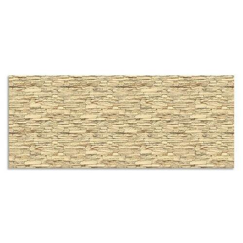 Artland keukenwand Bakstenen muur (1-delig)  - 228.99 - bruin