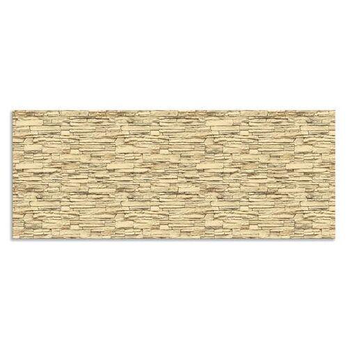 Artland keukenwand Bakstenen muur (1-delig)  - 177.99 - bruin