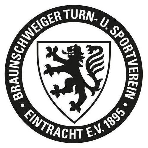 ART Wall-Art wandfolie Eintracht Brunswijk logo (1 stuk)  - 91.99 - zwart