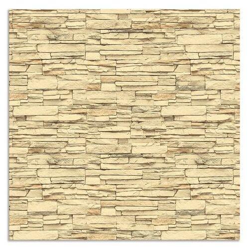 Artland keukenwand Bakstenen muur (1-delig)  - 76.99 - bruin