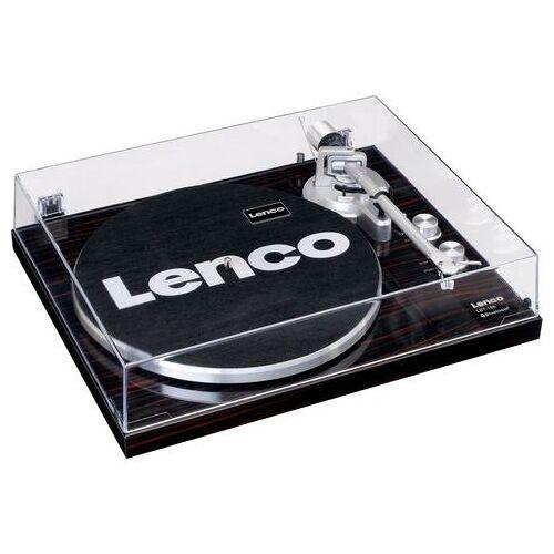 Lenco platenspeler »LBT-188« (Bluetooth)  - 196.29 - bruin