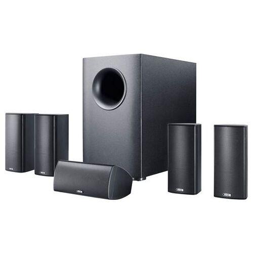 Canton 5.1-luidsprekersysteem »Movie 265« (480 Watt)  - 498.75 - zwart