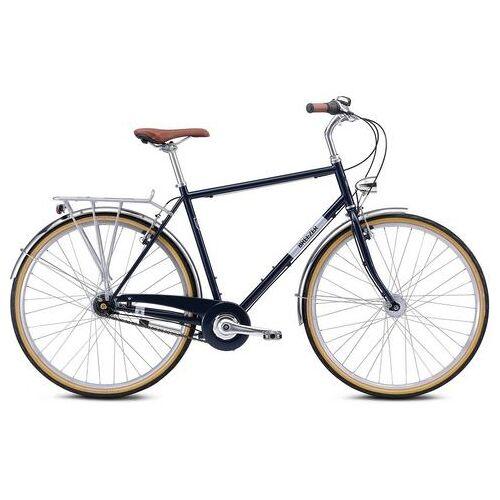 BREEZER Bikes »DOWNTOWN 7+« trekkingfiets  - 759.00 - blauw - Size: RH 52 cm;RH 56 cm;RH 60 cm