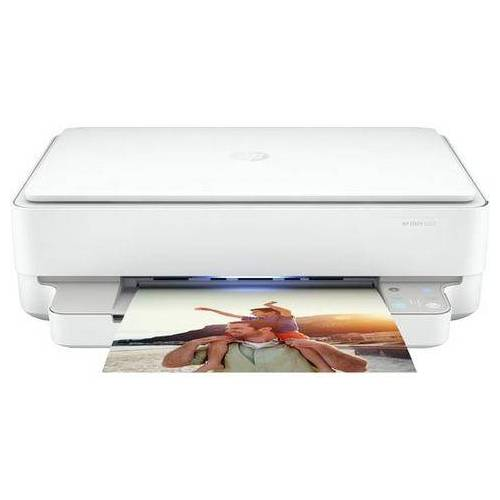 HP all-in-oneprinter ENVY 6022 all-in-one printer  - 111.00 - wit