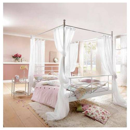 Home affaire Metalen hemelbed, HOME AFFAIRE, »Thora«  - 219.99 - wit