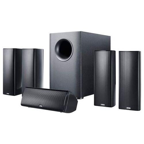 Canton 5.1-luidsprekersysteem »Movie 365« (480 Watt)  - 794.79 - zwart