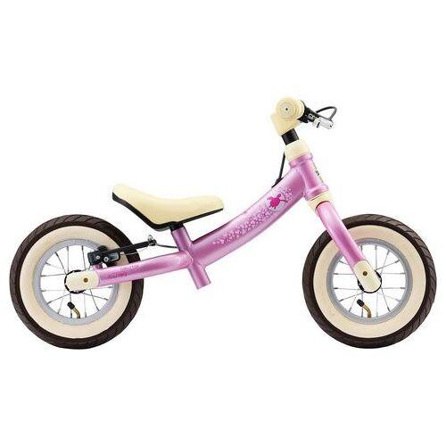 "Bikestar loopfiets ""Flex"", 10 inch  - 67.99 - roze"