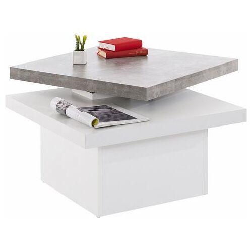 PRO Line Salontafel met draaibaar tafelblad  - 199.99 - grijs