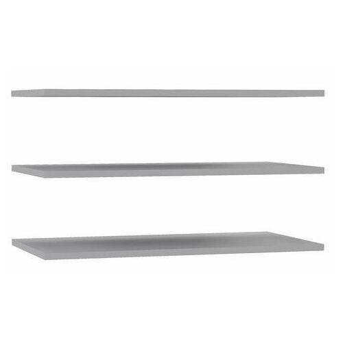 FORTE losse planken (set van 3)  - 54.99 - grijs