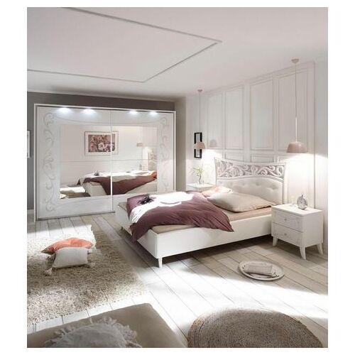LC slaapkamerserie  - 1299.99 - wit