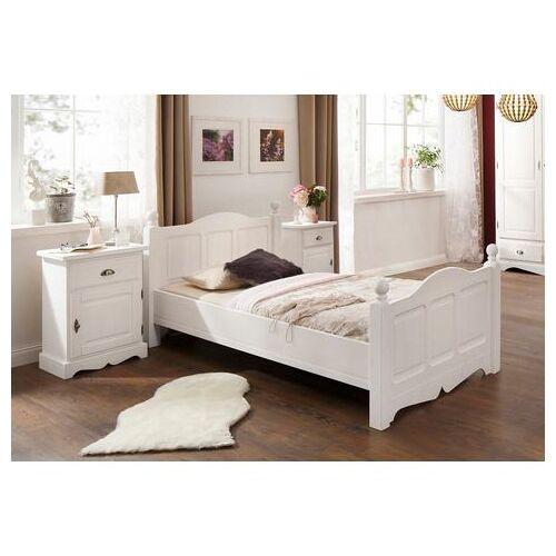 Home affaire ledikant »Teo«, in drie verschillende breedten en twee verschillende kleuren  - 279.99 - wit