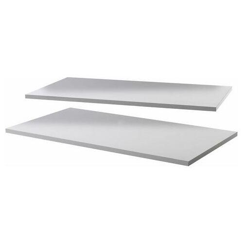 LC losse planken (set van 2)  - 59.99 - wit