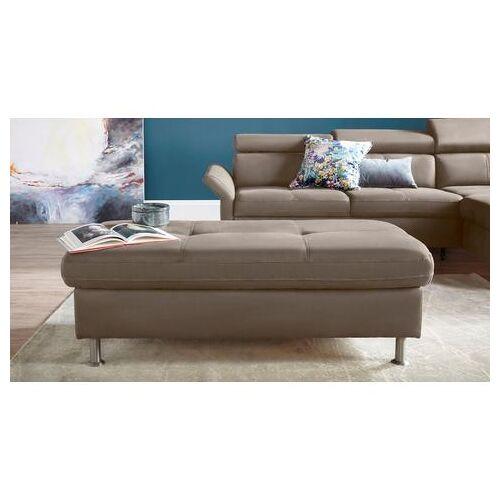 exxpo - sofa fashion hocker  - 349.99 - bruin - Size: leerkunstvezel