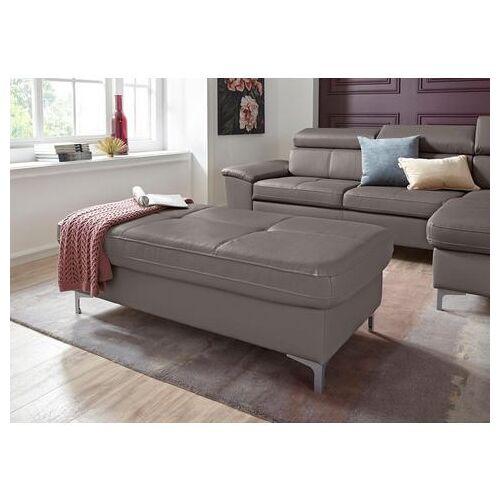 exxpo - sofa fashion hocker  - 399.99 - grijs - Size: leerkunstvezel