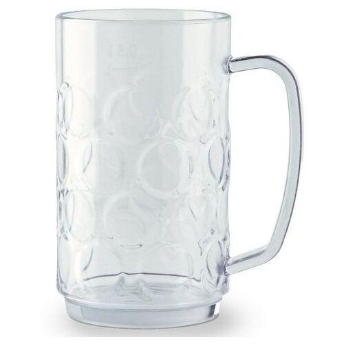 WACA bierpul 0,5 liter (set, 4-delig)  - 24.99 - wit