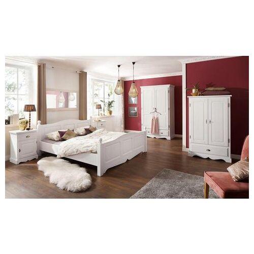 Home affaire ledikant »Teo«, in drie verschillende breedten en twee verschillende kleuren  - 379.99 - wit