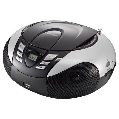 Lenco »SCD-37 Portables Radio mit CD Player/USB« FM-radio  - 49.43