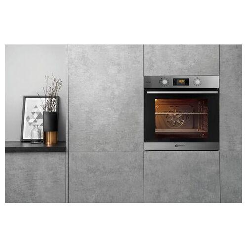 Bauknecht »BAKO STEAM« ovenset  - 726.96 - zilver