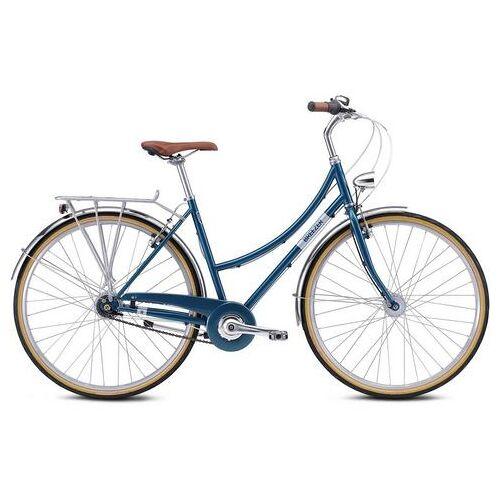 BREEZER Bikes »DOWNTOWN 7+« trekkingfiets  - 759.00 - blauw - Size: RH 46 cm;RH 50 cm;RH 54 cm