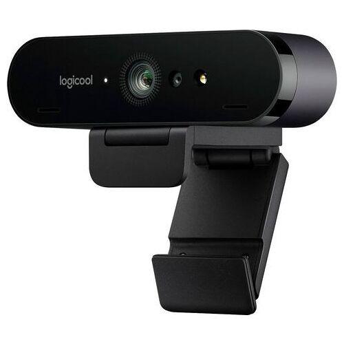 Logitech »BRIO 4K STREAM EDITION« webcam  - 260.15 - zwart