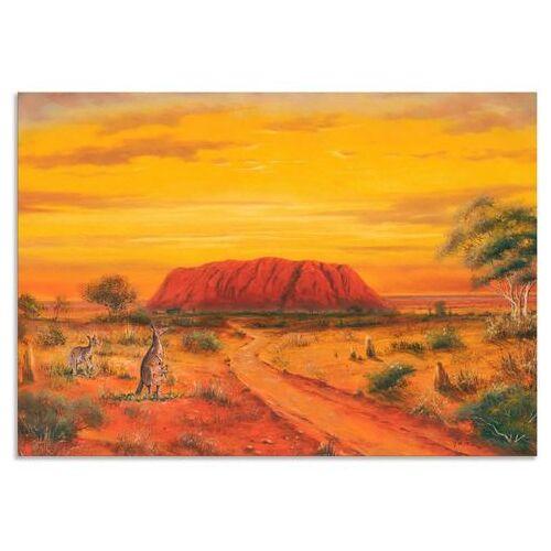 Artland artprint »Australisches Tal«  - 103.99 - bruin