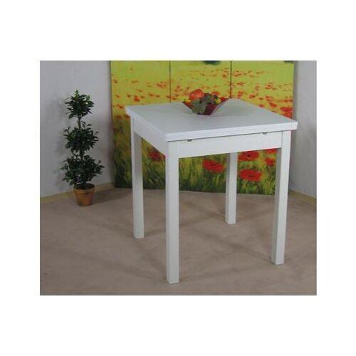 OTTO Eettafel met 2 uittrekbare bladen  - 179.99 - wit - Size: tafelblad: melamin