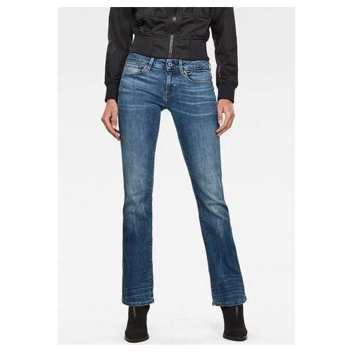 G-Star Raw bootcut jeans »3301 Mid Skinny Bootcut Jeans«  - 77.93 - blauw - Size: 27;29;33