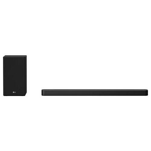 LG soundbar DSN8YG geluidssysteem google assistant geïntegreerd  - 638.81 - zwart