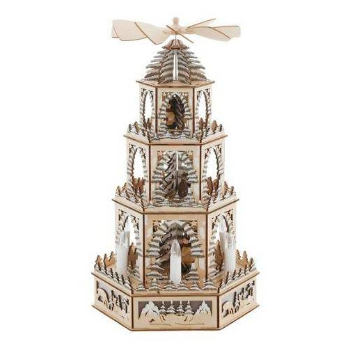 OTTO kerstpiramide  - 79.99 - beige - Size: 48 cm