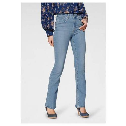 LEVI'S bootcut jeans »725 High-Rise Bootcut«  - 119.95 - blauw - Size: 25;26;27;28;29;30;31;32