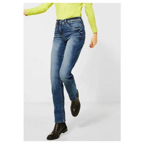 Cecil rechte jeans »Toronto«  - 41.99 - blauw - Size: 26;27;28;31