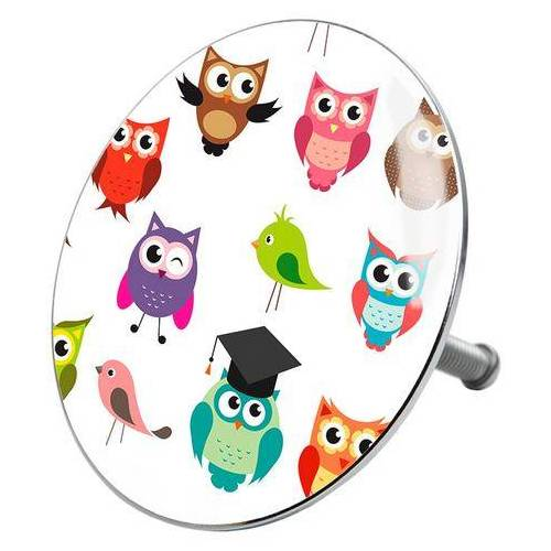 Sanilo Badkuipstop OWL  - 18.99