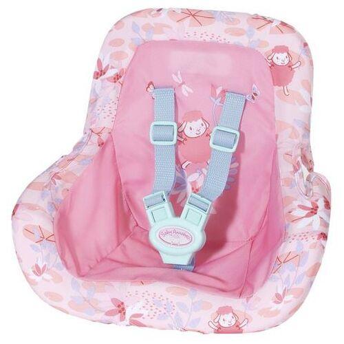 Baby Annabell poppen autostoel Active autostoel  - 19.99 - roze