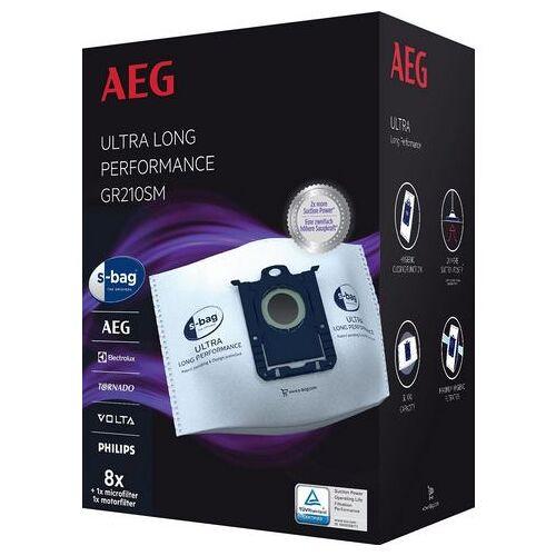 AEG stofzak s-bag Megapack für AEG VX9 GR210SM  - 24.99