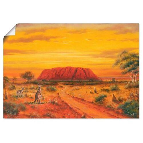 Artland artprint »Australisches Tal«  - 23.99 - bruin