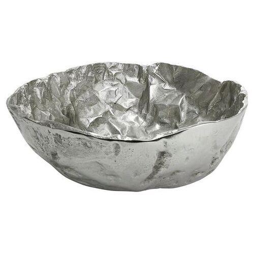 GILDE decoratieve schaal »GILDE Schale Arrugada«  - 150.44 - zilver