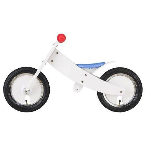 "Bikestar loopfiets ""Holz Flex"", 12 inch  - 67.99 - wit"