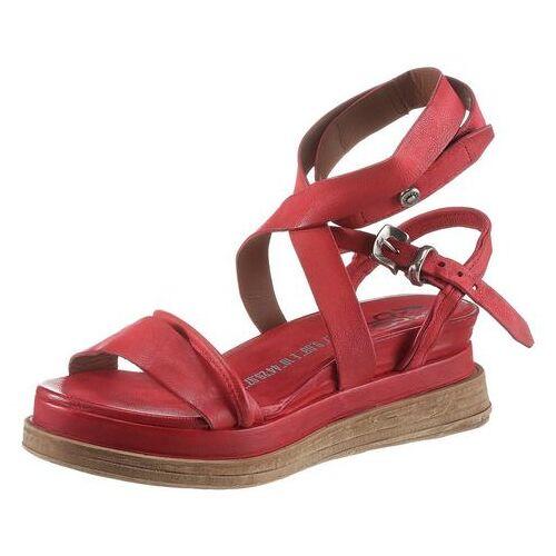 A.S.98 NU 21% KORTING: A.S.98 sandaaltjes  - 180.00 - rood - Size: 36;37;38;39;40;41;42